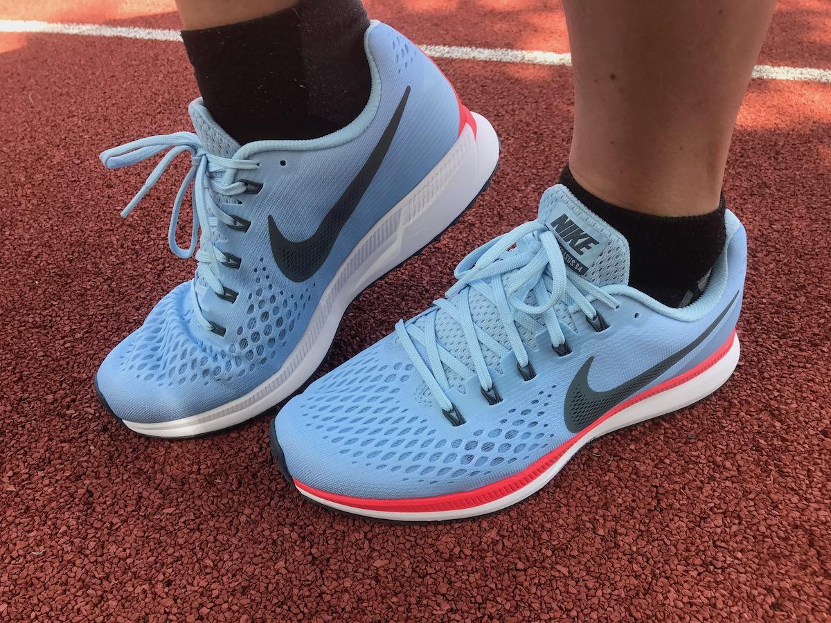 fa39db35566a0d Durch dieses neue Flywire-Konzept gewinnt der Schuh ab dem mittleren  Bereich mehr Klarheit in der Optik und hat von Nike ein größeres Swoosh  verpasst ...