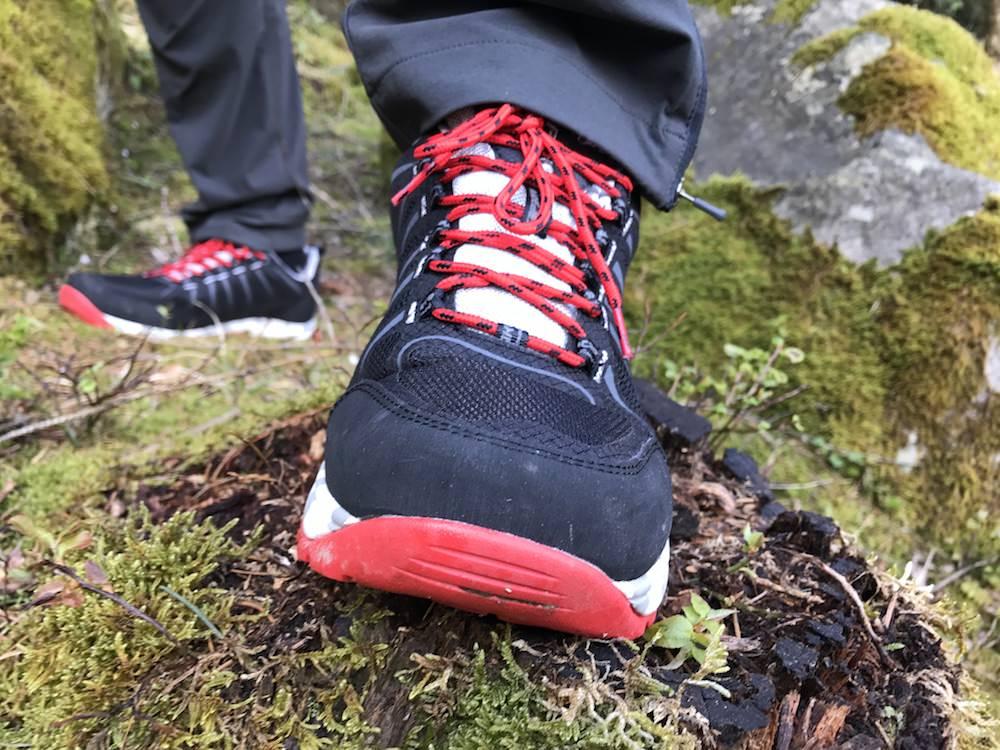 online retailer bc04f 8d9a7 Icepeak Wanja Wanderschuhe im Test beim Trekking am ...