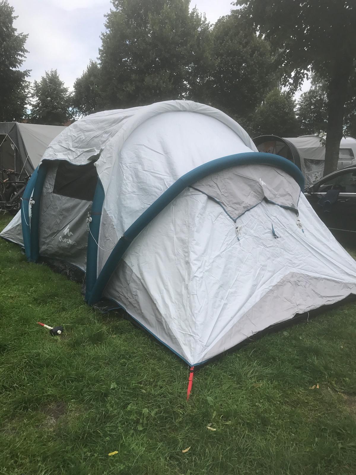 Ostsee – Zelt Testbericht