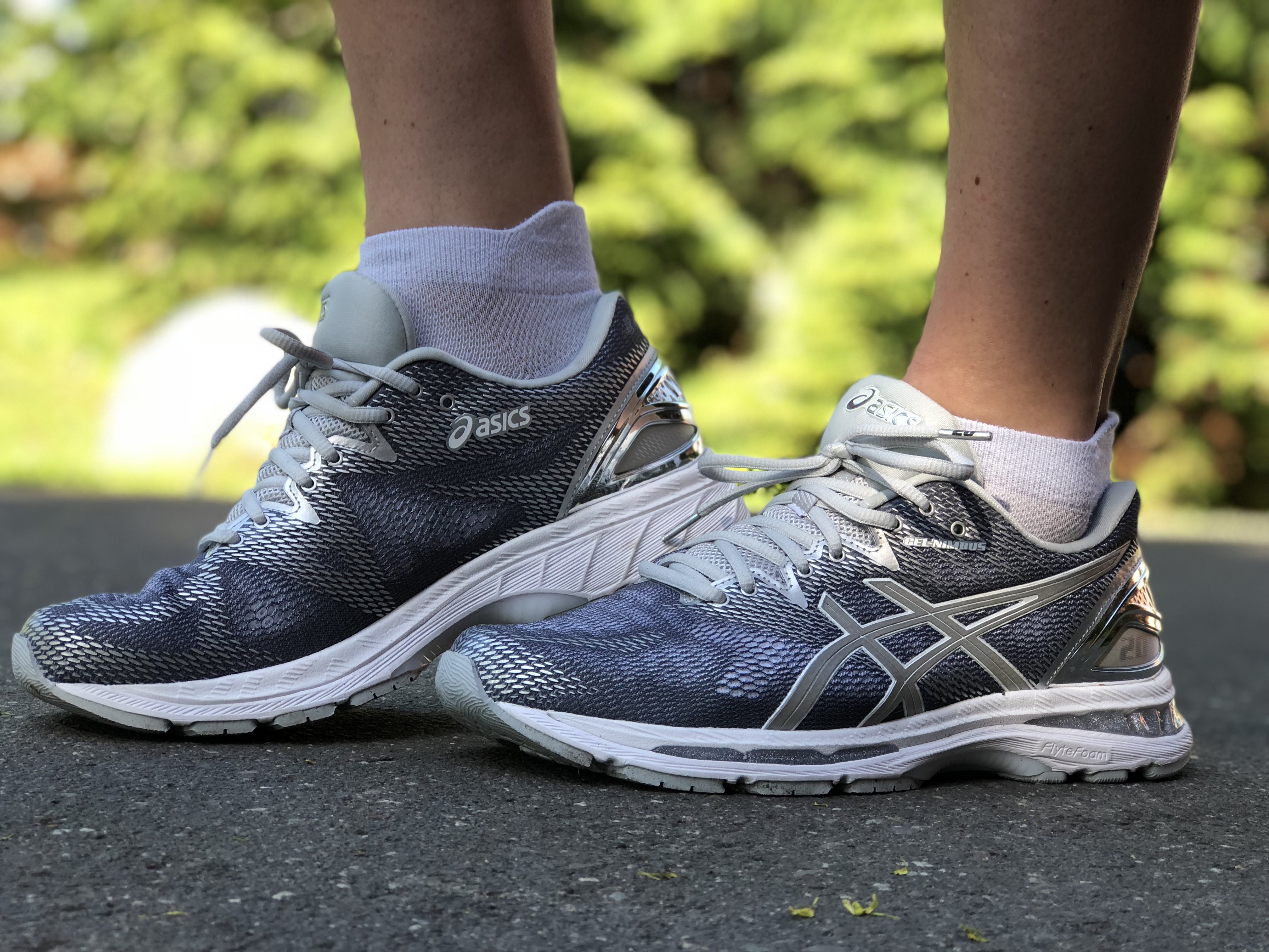 ASICS Gel Nimbus 20 Platinum Edition, 48,5