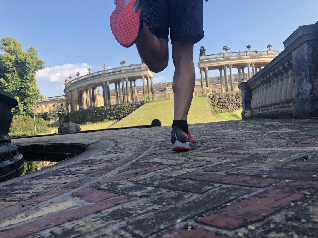 Nike Zoom Air Laufen