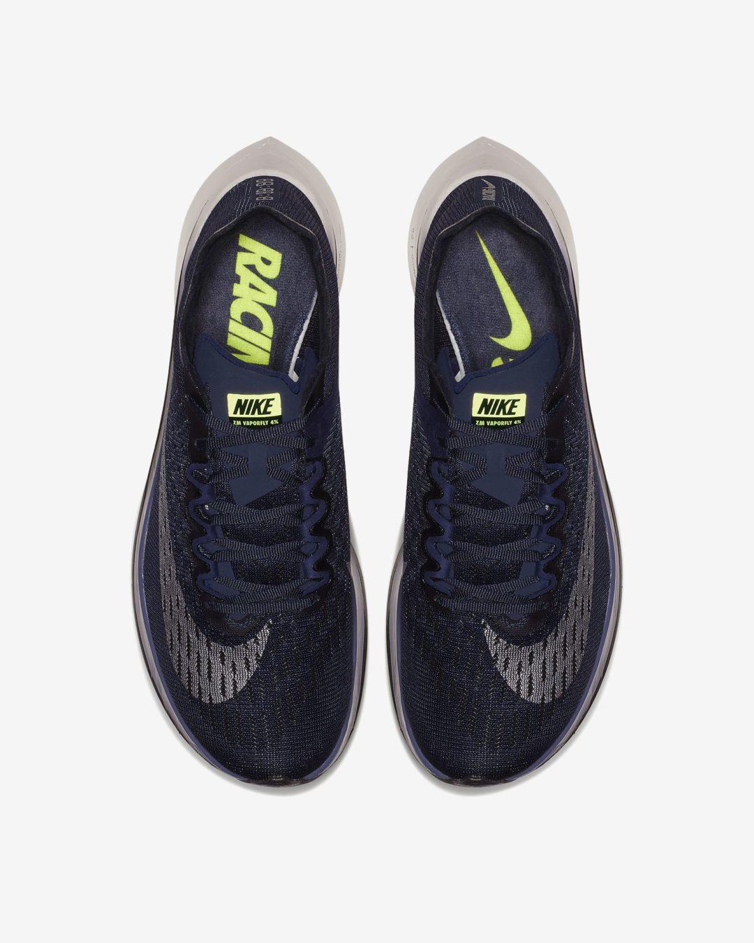 separation shoes 18d6d ee4ee Die neuen Flaggschiffe von Nike  Zoom Vaporfly 4% und Zoom Fly