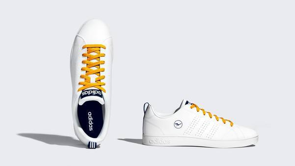 Lufthansa Sneaker von adidas. Neues Hype Modell für Sneaker