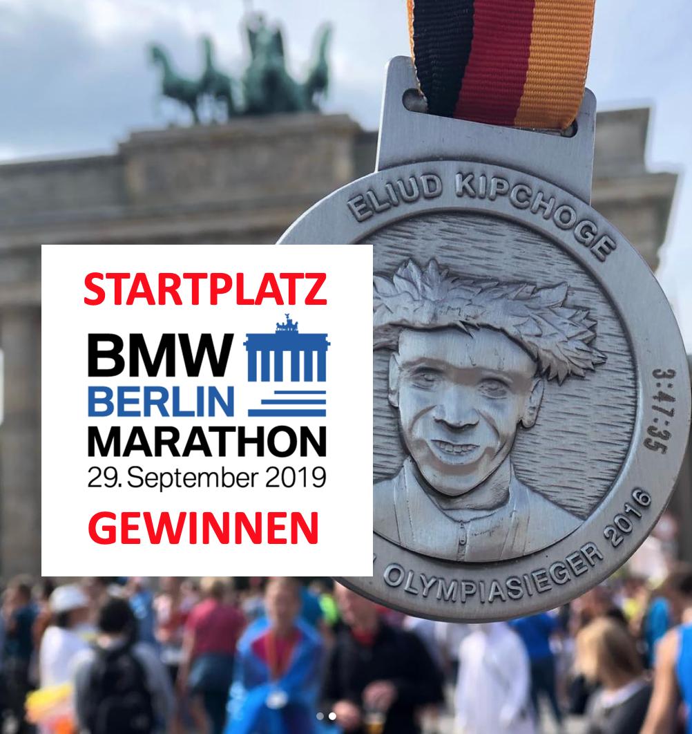 Gewinnspiel Berlin Marathon Startplatz Gewinnen Blog