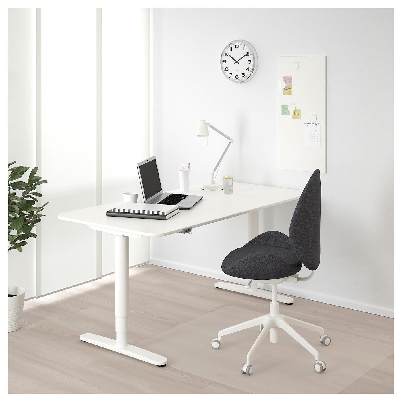 Höhenverstellbarer Schreibtisch Ikea 2021