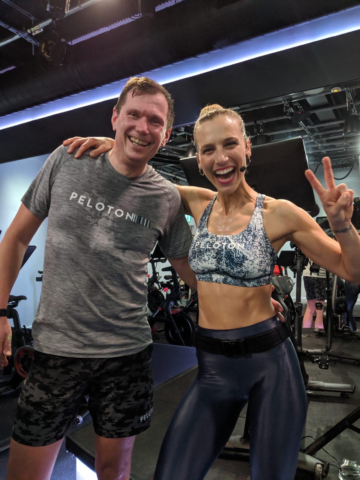 Mein Live Ride Im Peloton Studio London So War S Blog Ubers Laufen In Berlin Vom Laufanfanger Bis Halb Marathon Sports Insider