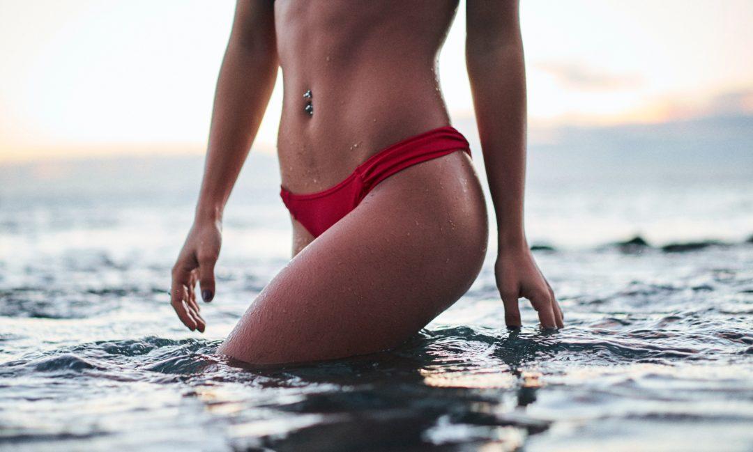Überschüssige Haut nach dem Abnehmen