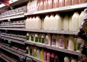 Die Gefahr aus dem Milchregal