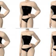 Die drei Typen des weiblichen Körperbaus und wie dieser das Abnehmen beeinflusst - Teil 1