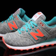 New Balance Glitch Pack: Canvas-Upper für den 574