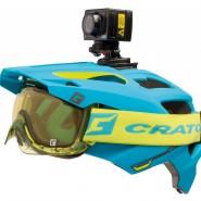 Cratoni Alltrack: Bike-Helm mit multifunktionaler Kamerafixierung