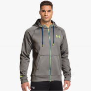 Kickstart 2015: Under Armour Hoodie ColdGear Infrared Armour Fleece Storm Survivor