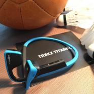 Trekz Titanium Knochenschall-Kopfhörer im Test
