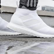 adidas ACE 16+ PURECONTROL UltraBOOST Triple White Sneaker