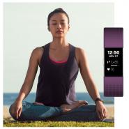 Kickstart 2017 Gewinnspiel: Fitbit Charge 2 Herzfrequenz- & Activity Tracker