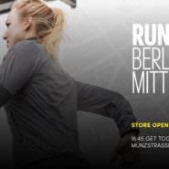 adidas Running Store Berlin Mitte eröffnet
