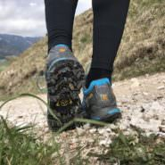 La Sportiva Ultra Raptor GTX im Test - Mountain Running und Trail Running in den Dolomiten