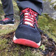Icepeak Wanja Wanderschuhe im Test beim Trekking am Kronplatz