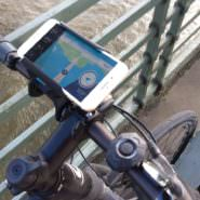 COBI Fahrrad Navi im Test - Meine Erfahrungen mit dem Smartphone Navigations System