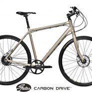 Deutscher Fahrrad Hersteller aus Berlin bringt innovativen Riemenantrieb auf den Markt