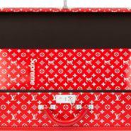Vuitton x Supreme: Die Louis Vuitton - Supreme Kollaboration kombiniert Luxus mit Street Cred