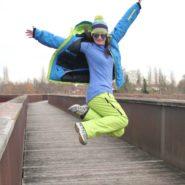 Fifty Five: Farbenfrohes Ski-Outfit mit Gewinnspiel zur Winterlust
