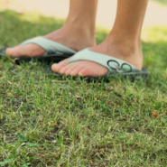 Regeneration für Läufer verbessern. OOFOS Sandalen im Test für müde Beine