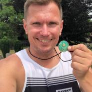 Himmelswegelauf Halbmarathon - Meine Erfahrungen von der Strecke und die schönste Medaille