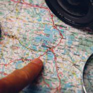 Schöne Laufstrecken finden und messen per Strava App, GPSies, MeinSportplatz oder Jogmap