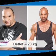 10 Weeks Body Change - Das neue Fitnessprogramm von Detlef D! Soost
