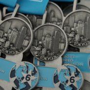 World Marathon Majors: Wie bekommt man die legendäre Six Star Finisher Medaille?