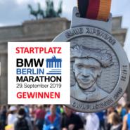 Gewinnspiel: Berlin-Marathon Startplatz gewinnen!