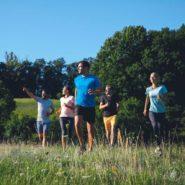 Laufen für den Wald - Growfunding mit SAUBER ENERGIE