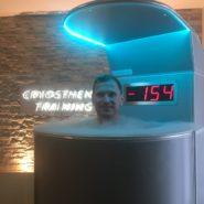 Kryotherapie im Test. Wirken Kältekammer und Kältetherapie bei Regeneration und Abnehmen?