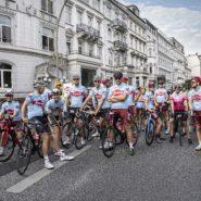 Cyclassics Hamburg: Auf der Strecke mit dem Alpecin Team