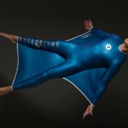 Oceanwings: Mit neuem Anzug unter Wasser schweben