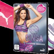 Ginga Fernanda Brandao Fitness DVD