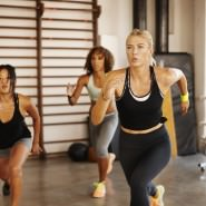 Maria Sharapova als Drill Instructor im Nike+ Training Club
