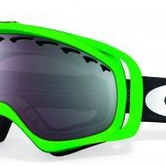 Grüner wird's nicht: Oakley Goggle bei den Olympischen Winterspielen in Sotschi