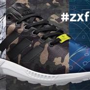 Psst: rare adidas ZX Flux Exklusiv-Designs in Leo, Camo & mehr online!