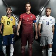Nike: Erster Spot zur Fußball-WM 2014 in Brasilien