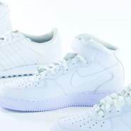 Weißer wird's nicht: Foot Locker präsentiert die White Collection