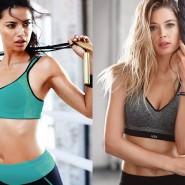 Video: Trainieren wie Adriana Lima und Doutzen Kroes